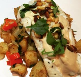 Batata Harra – Spiced Lebanese Potatoes